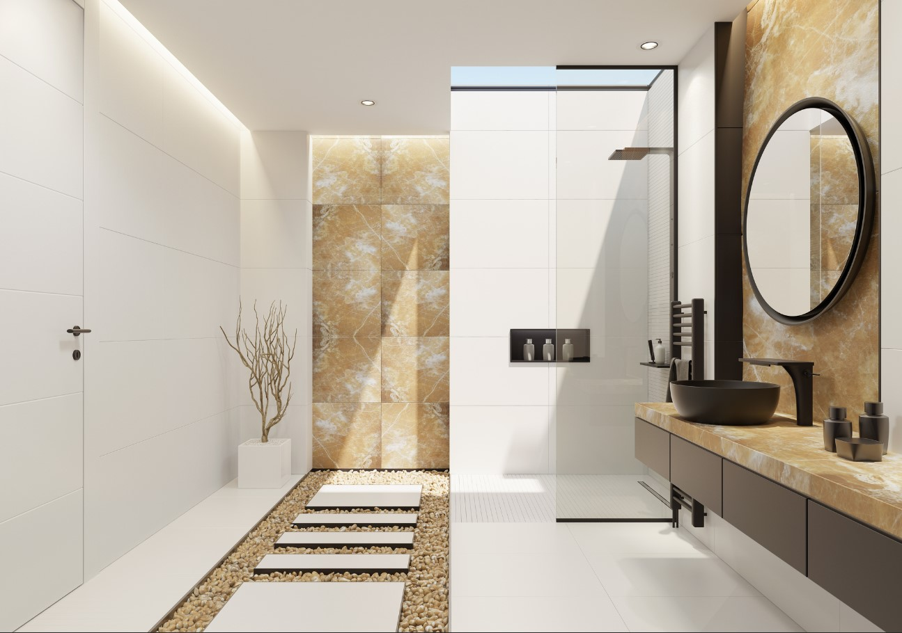 Tips Memilih Keramik Kamar Mandi Yang Bagus Untuk Rumah Anda Design Rumah Tips memilih keramik kamar mandi